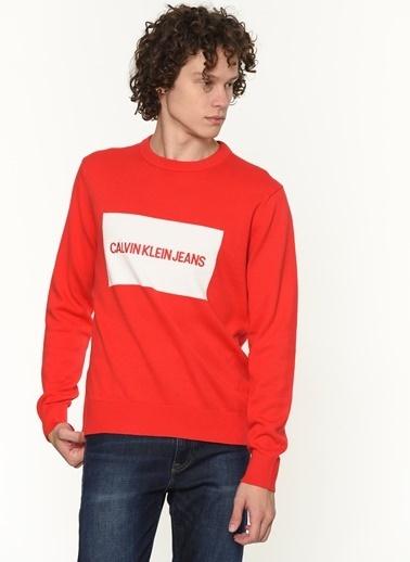 Calvin Klein Triko Kırmızı